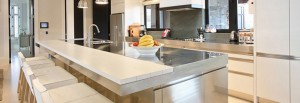 Kitchen Of The Year Stone Benchtop, Millbrook, Queenstown