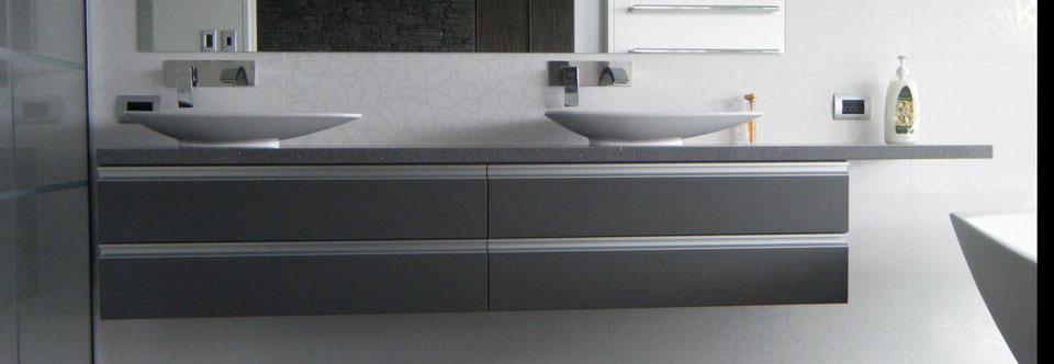 Rock solid installations for Bathroom design queenstown